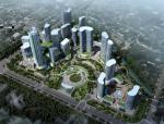 海宁市总部经济区块建筑设计方案