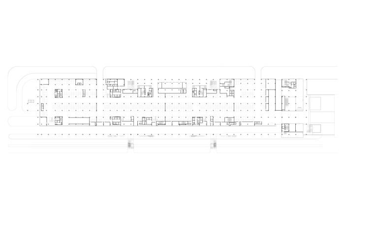 凤凰国际机场停车楼综合体-20