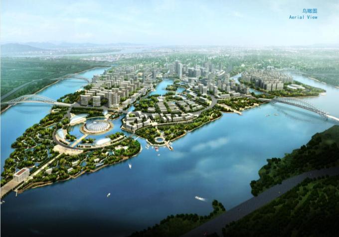 [浙江]宁波市某区块公共空间景观修建性详细规划方案设计