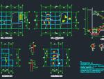 消防水池结构施工图