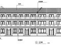 多层仿古式中式居住建筑设计方案(全套施工方案CAD)