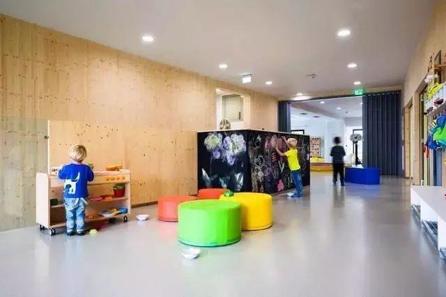 [创意必读]各国优秀的幼儿园景观设计欣赏_5
