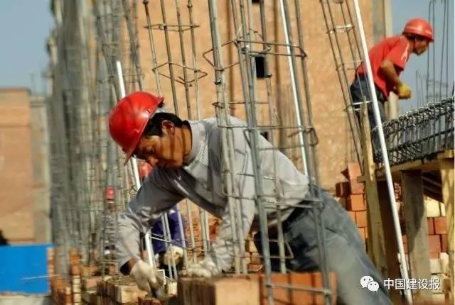 建筑业未来用工模式逐渐明朗