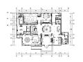 奢华法式风格会所室内设计施工图(附效果图)