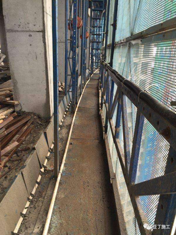 一种新型全钢式升降脚手架,在这里施工就像在室内施工一样_28