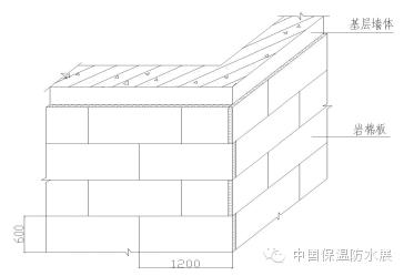 外墙岩棉板施工方案_4