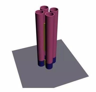 体育场径向环形大悬挑钢结构综合施工技术研究_8