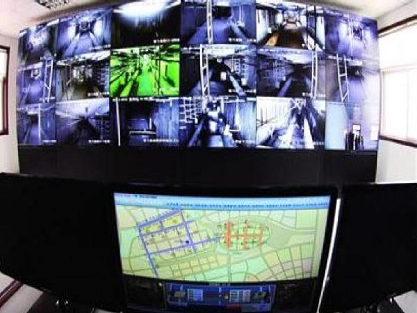 青岛地下管廊已建百公里21个试点项目年底完工-Snap16