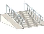 bim软件应用-族文件-无障碍台阶