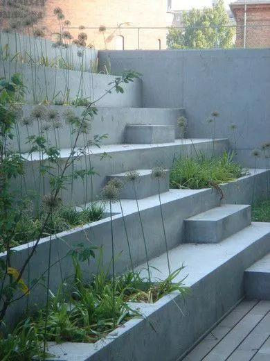 哇,原来台阶可以设计成这样!_22