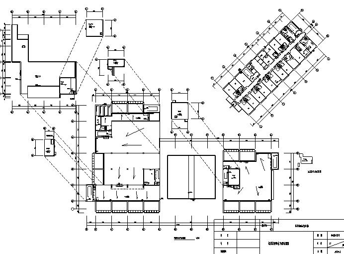 二十二层大型宾馆给排水全套施工图纸_5