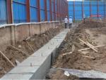 基坑支护工程冠梁施工方法