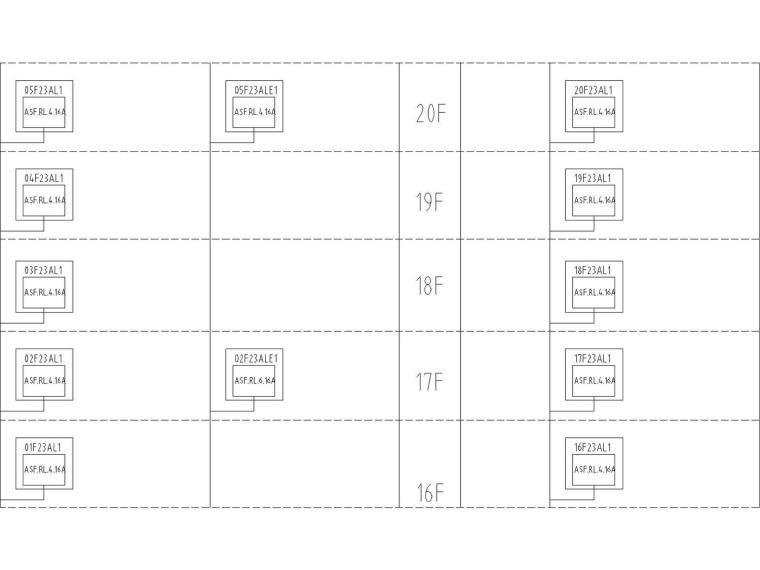 [山东]东营万达广场甲写二版图动力、照明及消防平面图(含设计说明)