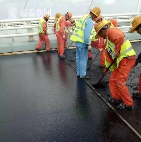 G40长江大桥大修过程竟然是这样的!_4