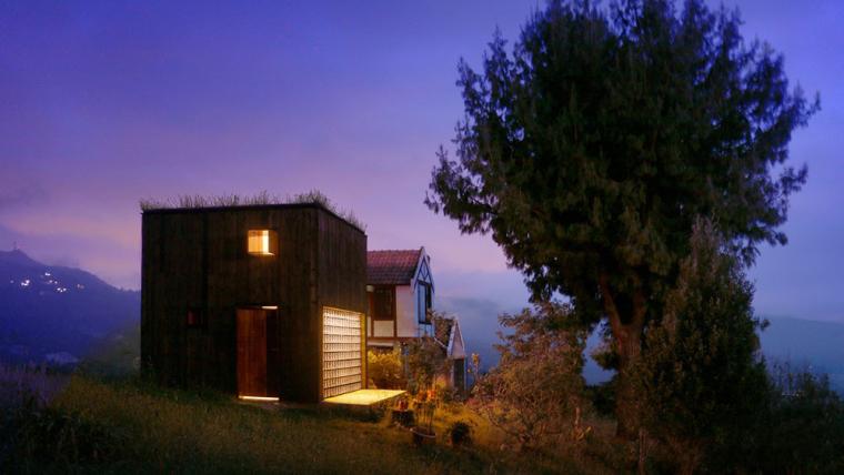 哥伦比亚周末度假小屋
