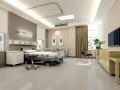某大型医院七院室内设计装修方案及效果图(20张)