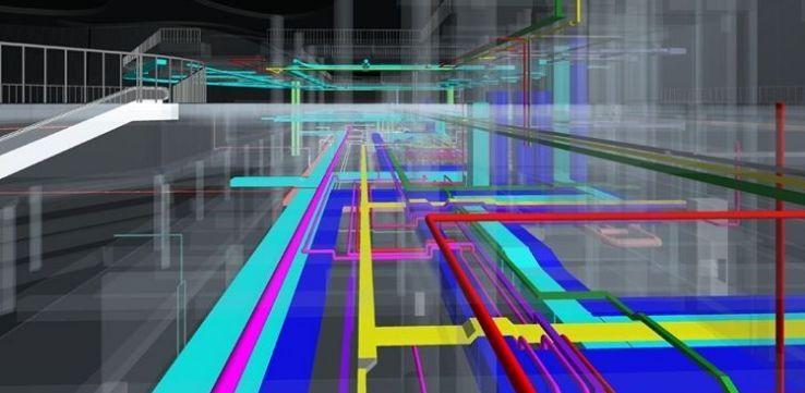 运用BIM技术进行管线综合深化设计_2