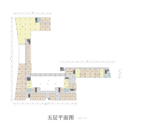 高层现代风格电网调度中心办公楼方案文本_5