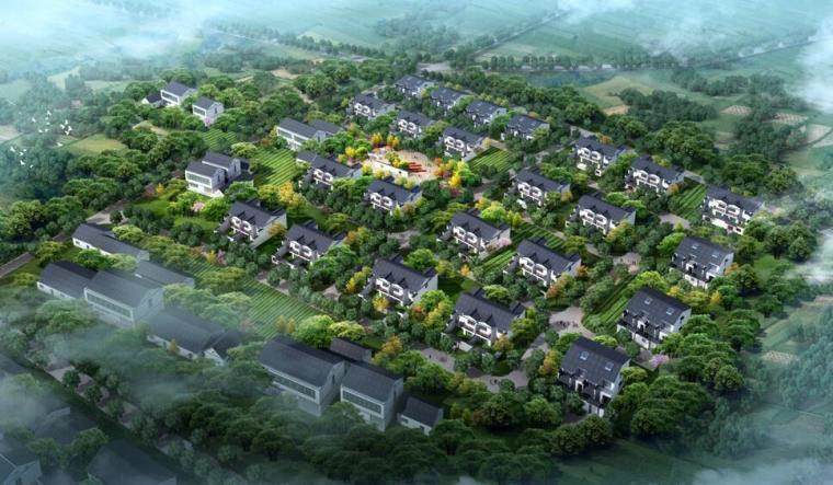 【江苏】某市湖父镇张阳村村庄规划景观设计文本PDF(142页)_3