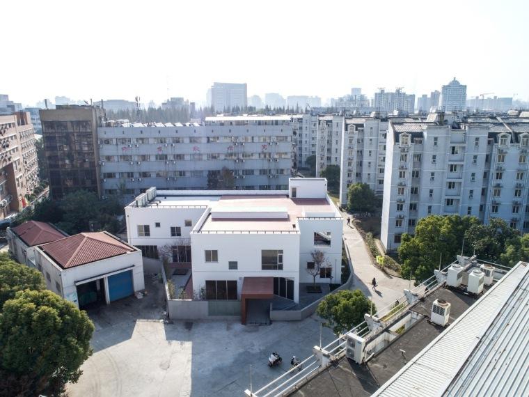 上海复旦大学亚洲青年交流中心-2