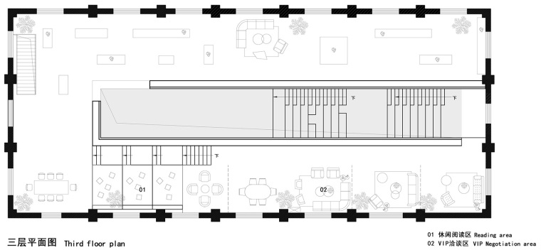 中车1897展示中心C19厂房改造平面图(27)