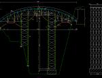 45m石拱桥
