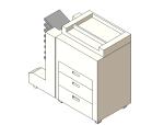 bim软件应用-族文件-复印机