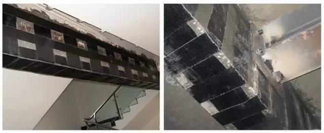 钢结构损害的主要因素及碳纤维加固技术措施