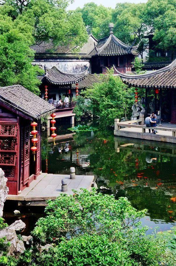 一池三仙山,古韵传承,世界艺术之奇观!