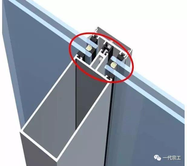31个幕墙常见施工质量问题汇总,找你需要的~_19