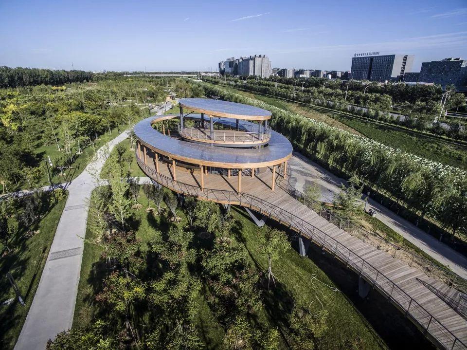 [叙事性空间结构]北京大兴生态文明教育公园/加拿大考斯顿设计_18
