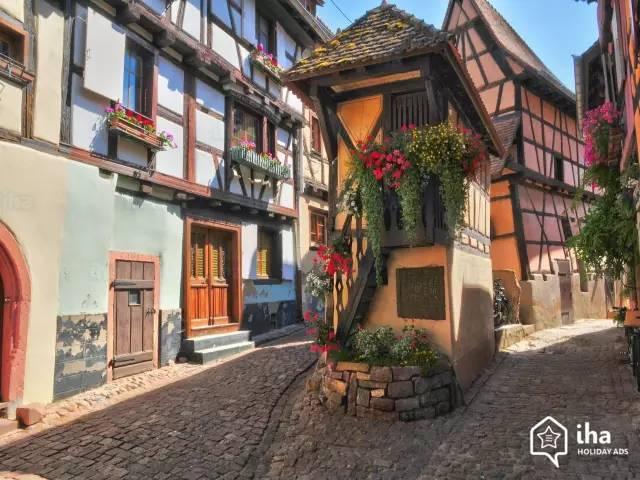 """四个最美的法国小镇,我愿在此""""终了余生""""..._43"""