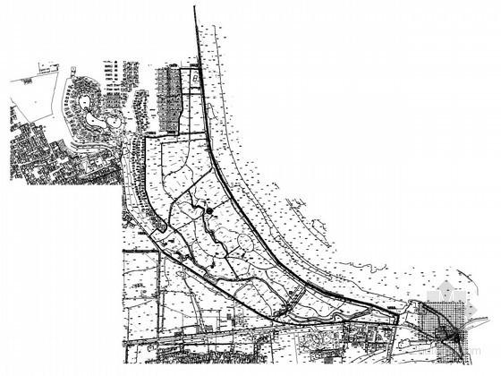大型公园景观电气设计施工图纸(含水系统)