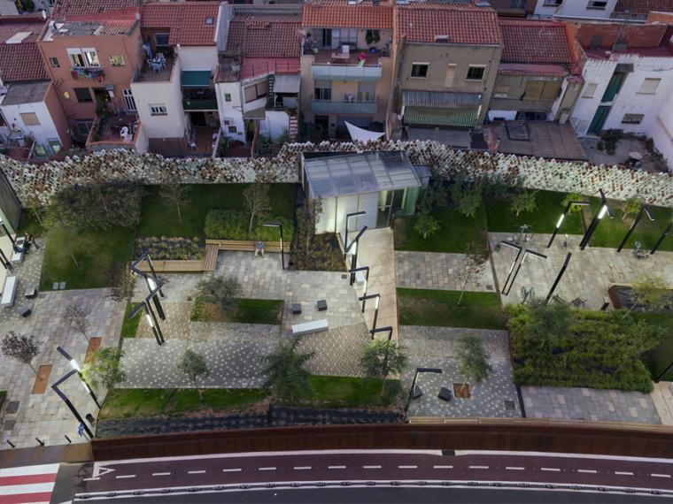 城市老区街道景观改造-1