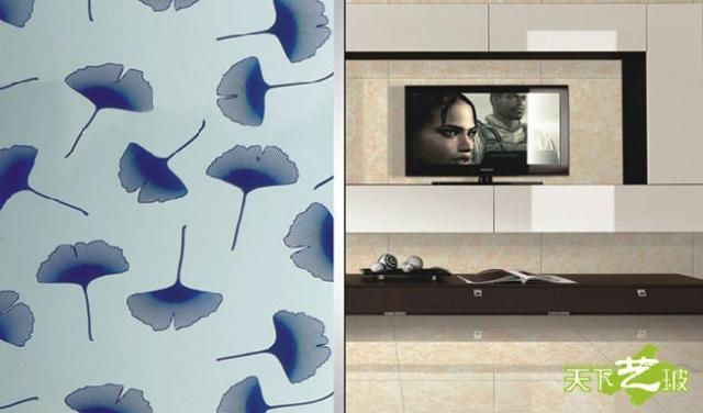 家居室内装修装饰的新亮点——丝印玻璃