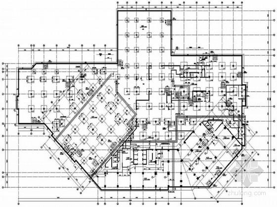 医院大楼筏板基础及抗浮锚杆施工方案(抗拔试验)