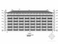 六层框架结构男生宿舍楼结构施工图(含建筑图)