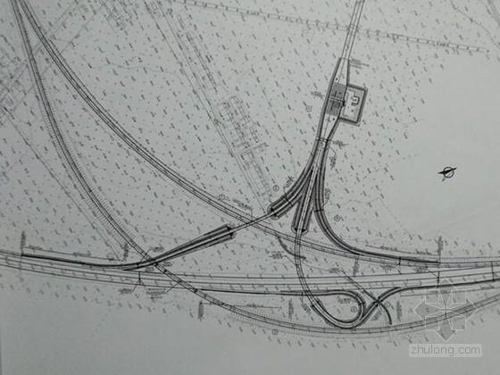 [辽宁]高速公路枢纽互通式立交改建工程施工组织设计88页