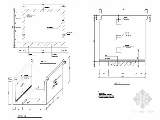 [四川]城市次干路电力工程施工图设计13张