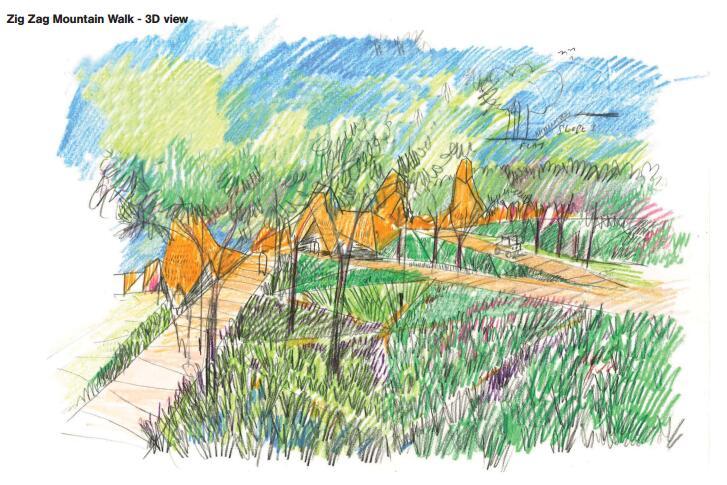 [重庆]著名世界公园景观方案文本(实景图+方案+施工图)_13