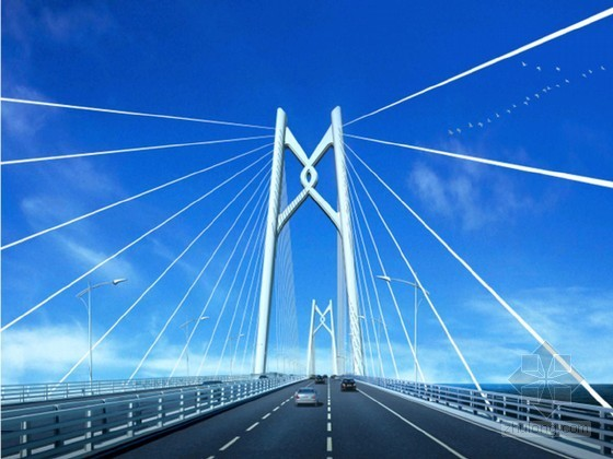[广东]著名跨海大桥163米高索塔液压爬模施工方案36页(附12张CAD图)