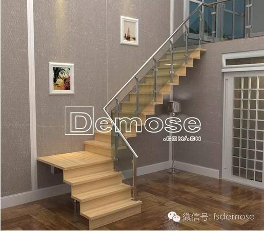 小户型阁楼楼梯设计