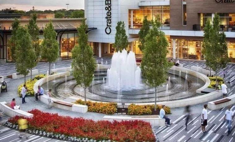 [设计集锦]商业街景观设计要点