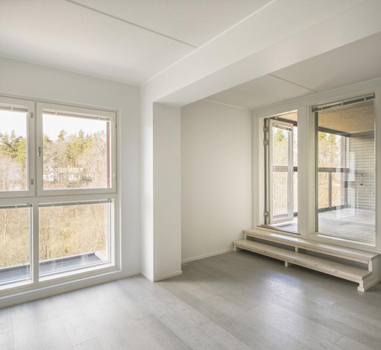 芬兰Albertinpiha公寓楼-13