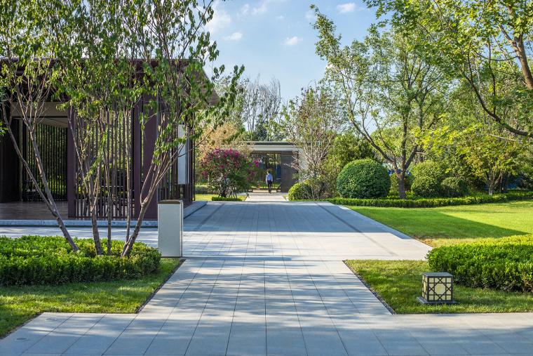 北京中铁华侨城和园景观-7