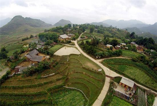 """越南农村的""""村委会大楼""""-3.jpg"""
