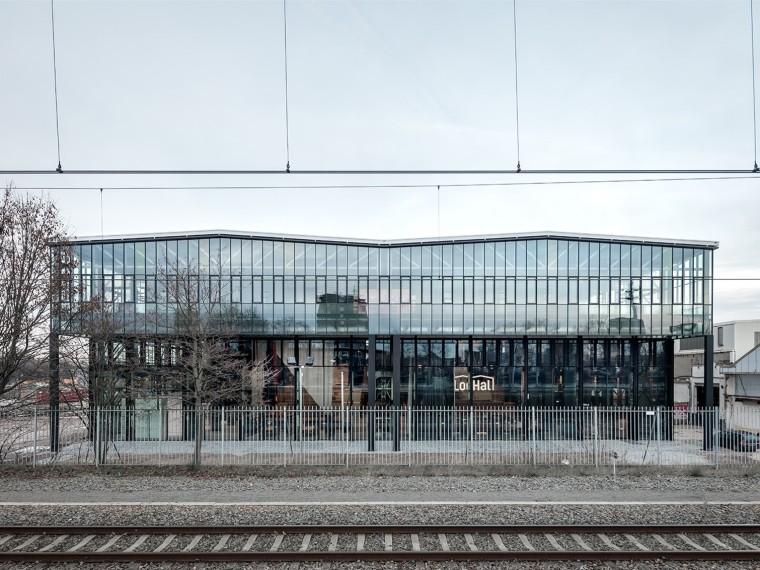 荷兰LocHal图书馆