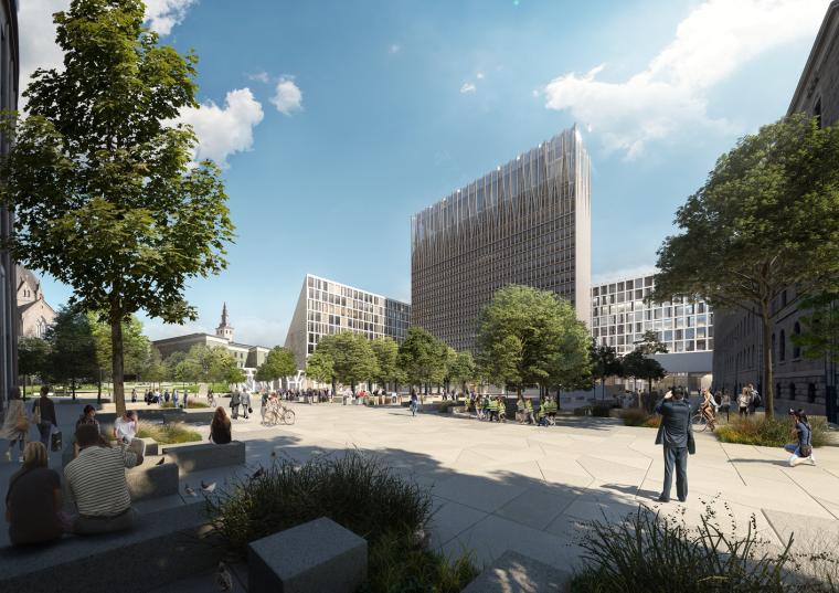 挪威政府总部大楼-1