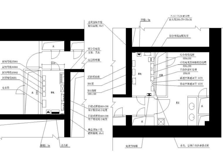 某五十二层超高商务中心(附电气、建筑、结构、空调、水多张图纸)_1