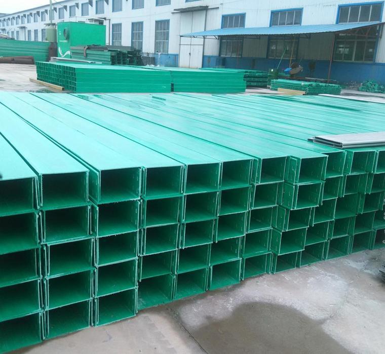阻燃玻璃钢电缆桥架的特性及安装维护保养